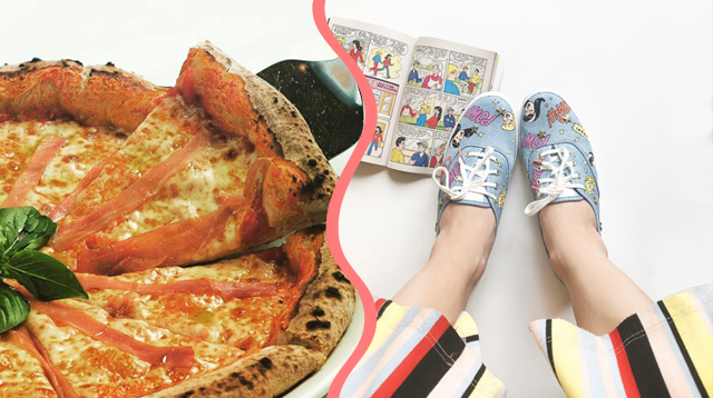 Shoes and Bags on Sale, Lots of Pizza, Unli Wings! What to Do on May 18-19