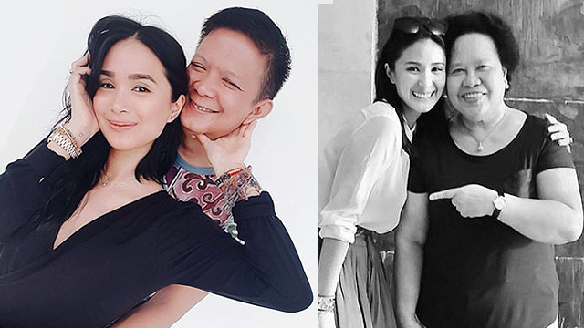 'Marry Someone Who Loves You More': Heart Recalls 'Second Mom' Miriam Defensor-Santiago's Lessons