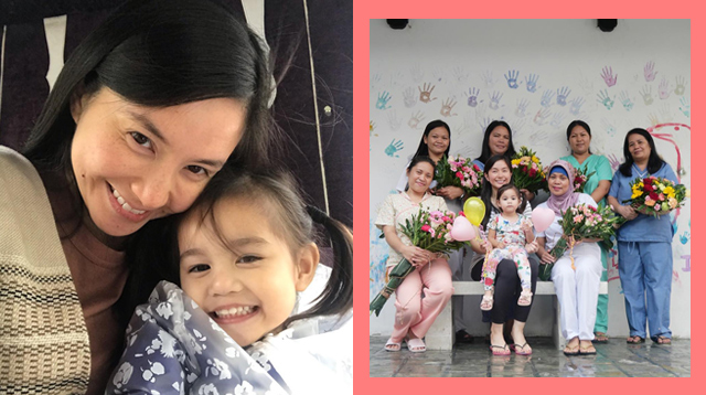 Mariel Padilla Honors Her Household Helpers on Mother's Day!