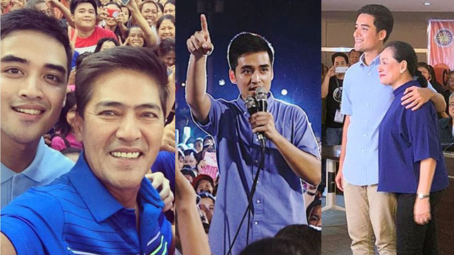 Vico Sotto's Victory Is a Family Affair! How His Parents and Siblings Supported Him