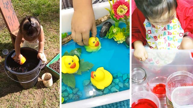 Playing With Water Is Good for Your Child's Brain! 3 Expert Ideas to Try at Home Now