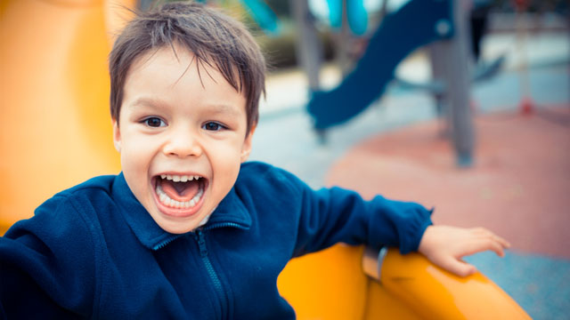 How to Keep Your Toddler Safe in the Playground