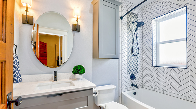 10 Storage Ideas to Organize a Cluttered Bathroom (You Have to See the Photos!)