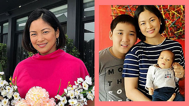 Miriam Quiambao on Motherhood at 44: 'I Feel My Knees Clicking A Little'