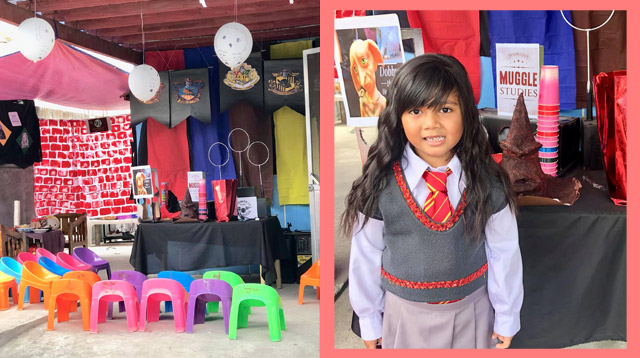 Mom Shopped at Divisoria to Achieve Her Daughter's Harry Potter-Inspired Birthday Party!