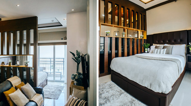 Look How a Studio Unit Was Transformed Into a Resort-Like Home!