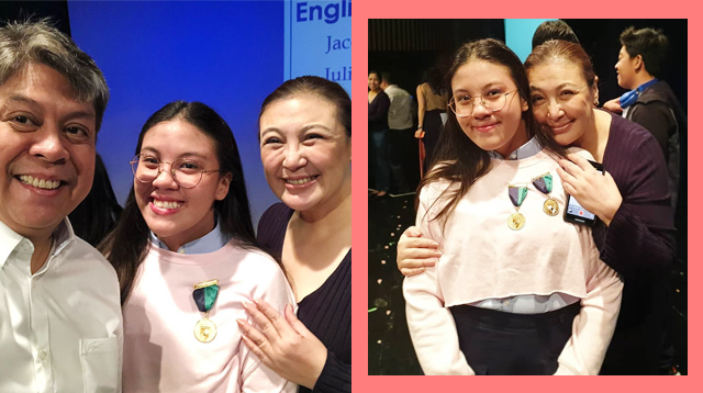 Every Mom Can Relate With Sharon Cuneta's #ProudMama Moment at Daughter's Awards Ceremony