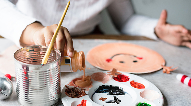 What to Do With Your Child's Artworks When Throwing Them Away Is Not an Option