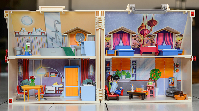 Letting Boys and Girls Play With Dollhouses Can Help Develop Their Language Ability and Fine Motor Skills