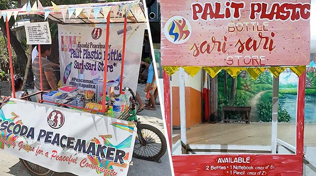 Two PH Towns Get Thumbs Up for Their 'Palit Plastic' Bottles for School Supplies Program