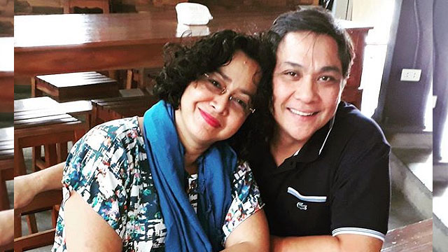 Nonie and Shamaine Buencamino's Secret to 29-year Marriage: Choose to Stay Together