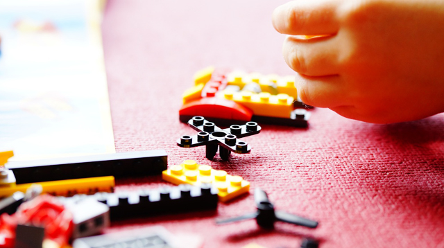 Mom and Dad, Here's How Your Child's Legos Might Make You Richer!