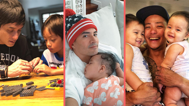 Family Matters Most! 7 Pinoy Celebrity Dads Show Us What It Means for Them