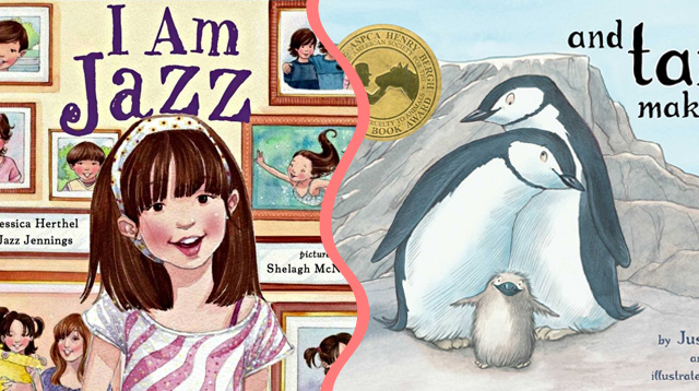 8 LGBTQ-Friendly Books to Read to Your Child So They Can See Beyond Gender Stereotypes