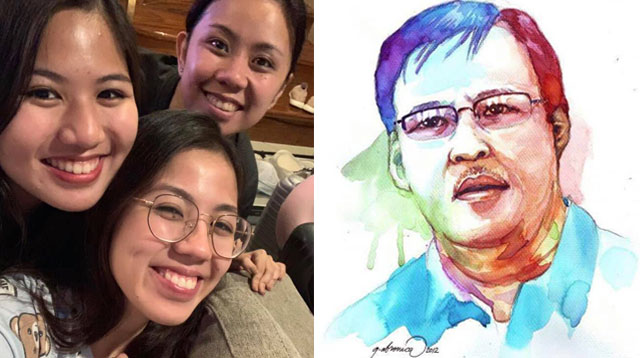 Jesse Robredo Signed Letters to Daughter Aika With 'Labs Parati!' or 'Labs na Labs, Pops'