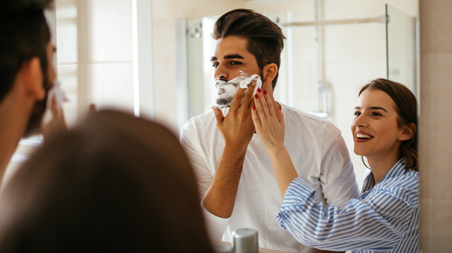 Dad's Skin Deserves TLC, Too! Help Him With Our Men's Grooming Guide