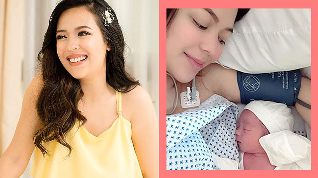 Karel Marquez Gives Birth and Breastfeeding Already After C-Section