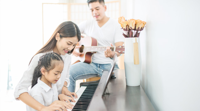 Can Music Make a Child Smarter? Well, It Might Help Her Ace Math and English