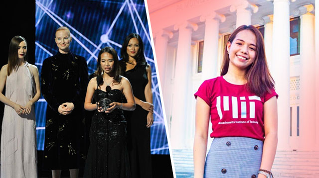 A Typhoon Yolanda Survivor and Public High School Student Gets MIT Scholarship