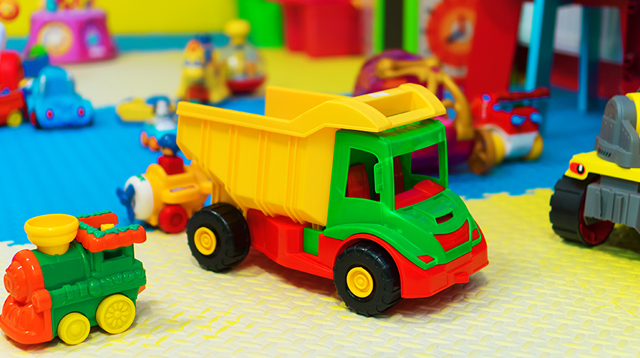 Yes, Plastic Toys Are Bad for the Planet, But There's Another Reason Not to Buy Them