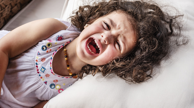 Comforting Piece of News! Toddlers Who Throw Tantrums May End Up More Successful
