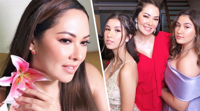 Ruffa Gutierrez Encourages Women to Speak Up Against Domestic Violence