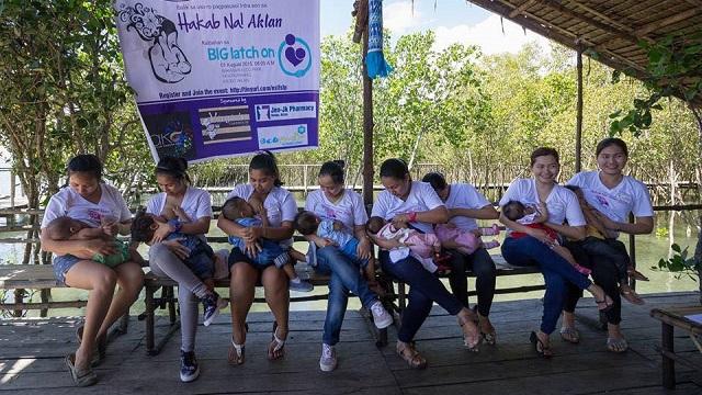 8 Mabuting Resulta na Naidudulot kay Baby ng Pagpapadede