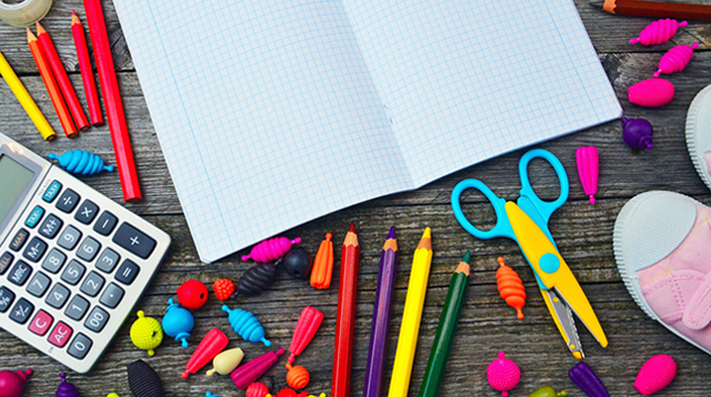 10 Low-Cost Ways to Organize Your Child's School Supplies and Gear