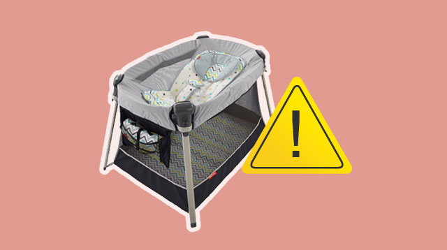 Inclined Sleeper Accessories Recalled Due to Sleep Safety Risks