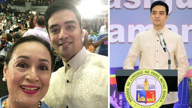 Mayor Vico Sotto: Mom Coney Was 'Halos Mabulunan' on His Decision to Run for Public Office