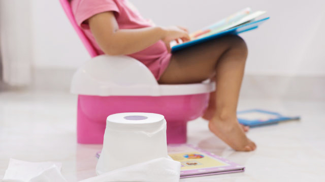 Mom's 'Extreme Potty Training' for Her Daughter Is Both Clever and Hilarious