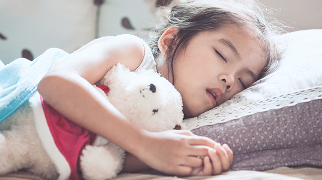 Don't Be Too Quick to Wake Your Kids Up Early This Weekend! 5 Benefits of Sleeping In