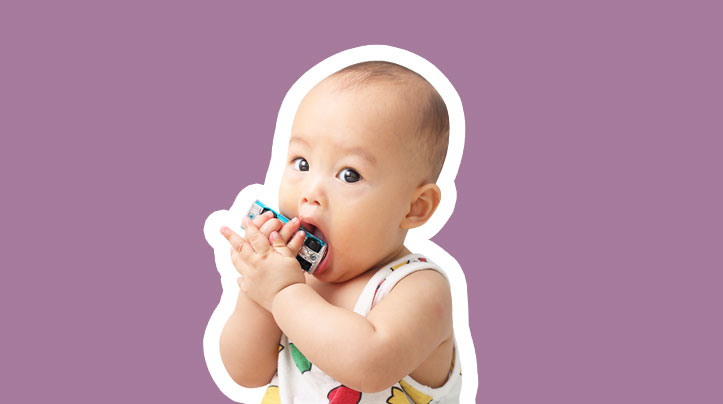 A Choking Baby Is Often Silent. How to Tell the Signs and Keep Your Baby Safe