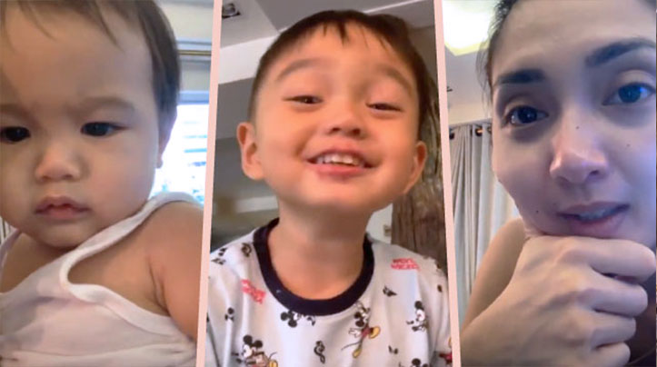Iya Villania Cautions Against Contagious Hand, Foot, and Mouth Disease as Sons Get Infected