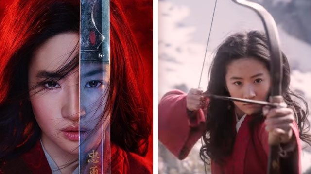 Some Fans Feel Upset About Mulan's Trailer, But We Say Give It a Chance