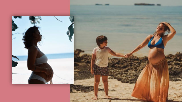Andi Eigenmann Hopes for VBAC and Has Name for Her Baby Already