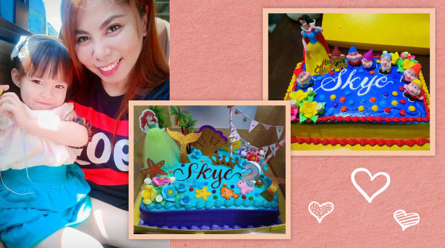 Pinay Mom Discovered a Cake Hack that Lets You 'Customize' a Cake Under Php800!