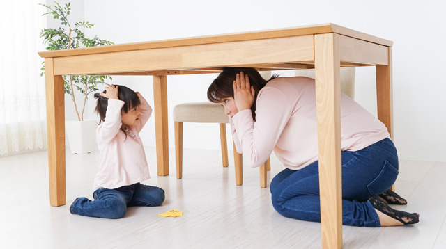 Teach Your Tots What to Do During an Earthquake, Fire, or Flooding With These Clips