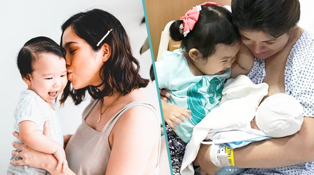 Saab Magalona, Camille Prats on Being a Mom to Kids Closer in Age