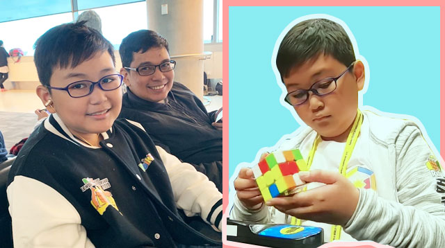 11-Year-Old Atenean Makes History as Youngest Speedcuber to Win in World Championship