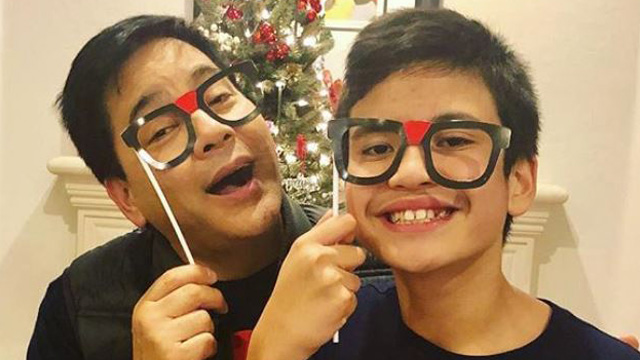 Martin Nievera Says He Is a Better Man Because of Santino, His Special-Needs Son