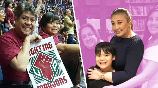 How and Why Sharon Cuneta Chose to Tell Her Son He Is Adopted at a Young Age