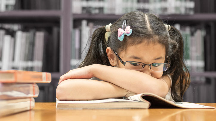 Kids Experience Burnout: Learn the 7 Signs and Help Her Prevent It