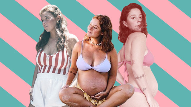 Take a Look Back at Andi Eigenmann's Gorgeous Baby Bump Shots
