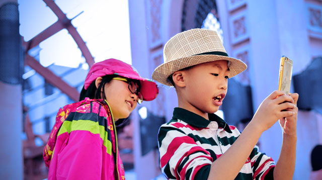 Kids Today Want to Be a Vlogger When They Grow Up, Says International Survey