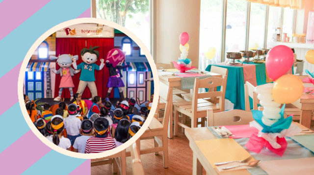 5 Children's Party Venues in Taguig for an Intimate to Grand Celebration
