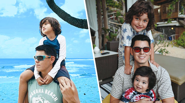 Richard Gutierrez Who Says He Is a Lenient Dad Shares How He Disciplines Zion