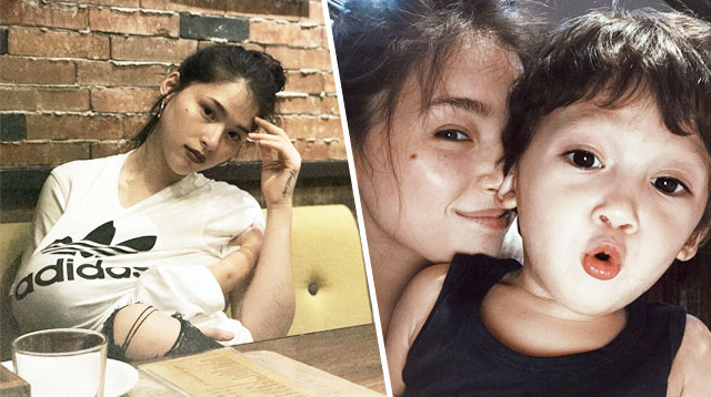 Kylie Padilla Stopped Nursing Alas After She Found Out She Was Pregnant