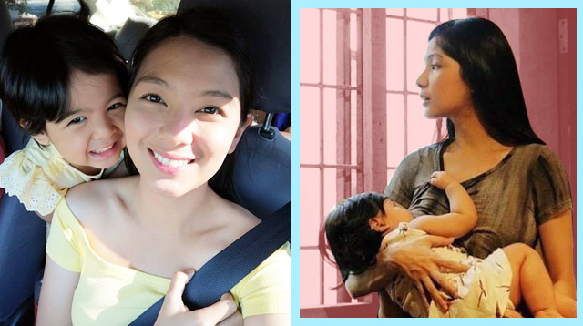 Jennica Uytingco Believes Breastfeeding Caused a Lump in Her Breast to Disappear