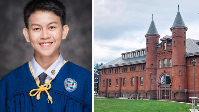 Pinoy Farmer's Son Gets Scholarship Grant From Prestigious US University
